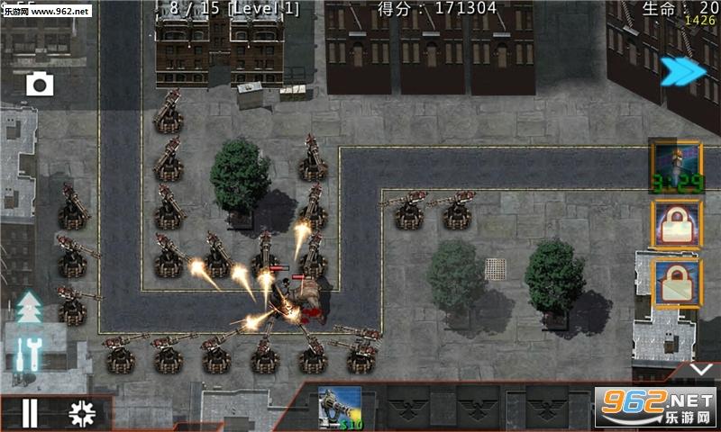 僵尸世界大战1.2.3最新版_截图3