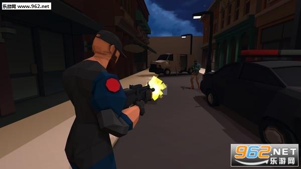 超燃的战斗画面,各种刺激的射击体验,游戏中有多个人物角色可供玩家