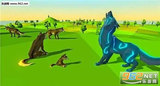 奇幻丛林之狼族模拟器中文版