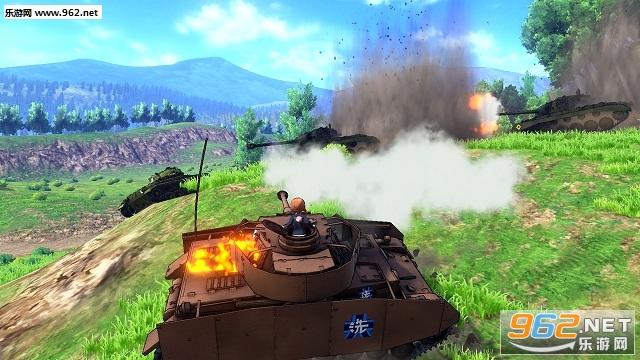《少女与战车》游戏视频公布 年底动画联动上线