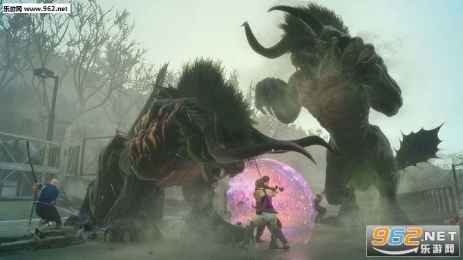 《最终幻想15网络扩展包:战友》8月初开启测试