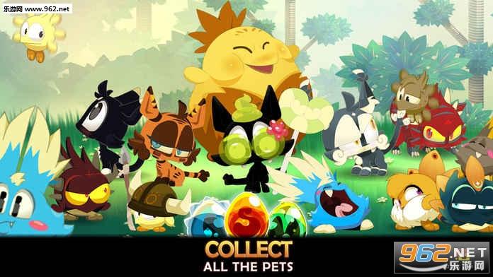 《dofus宠物》是一款模拟类的手机宠物养成游戏.