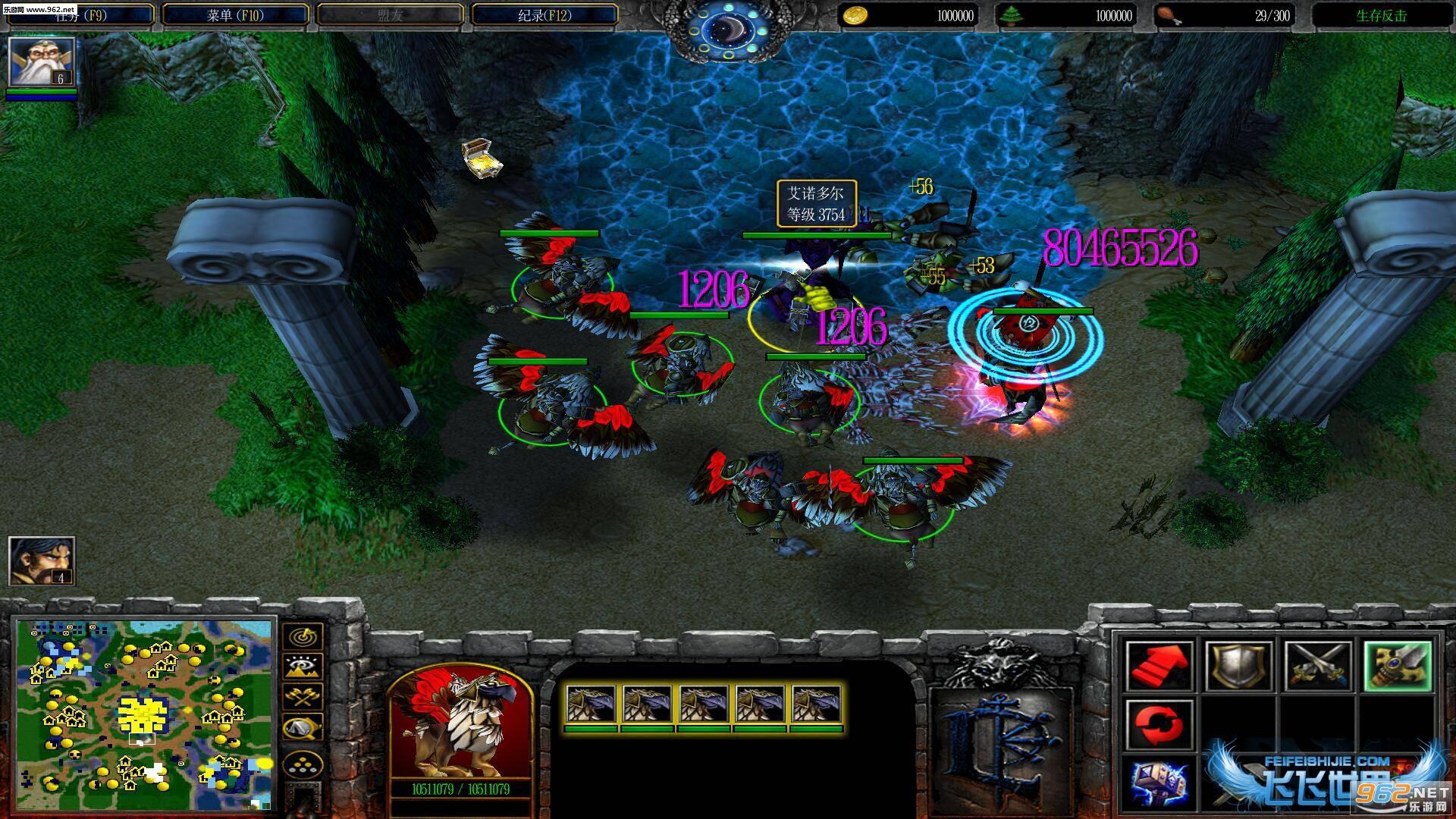魔兽地图 lt反击战完美版下载隐藏密码+攻略-乐游网