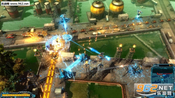 X变体:防御(X-Morph: Defense)作为反派角色的游戏截图4