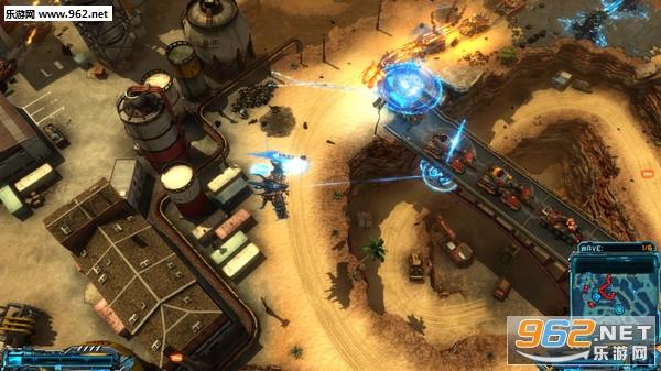 X变体:防御(X-Morph: Defense)作为反派角色的游戏截图5