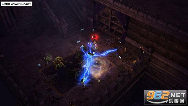 暗黑破坏神3:夺魂之镰 Skeleton反和谐补丁截图0