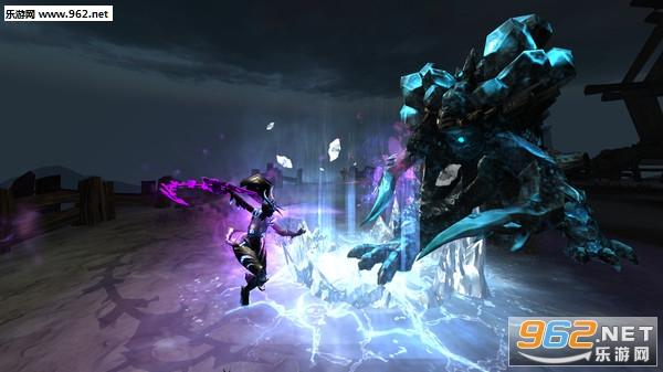 普雷塔:复仇VR版无双系[预约]截图6