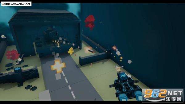 像素战机(Xion)游戏乐高像素VR游戏[预约]截图0