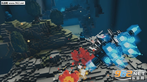 像素战机(Xion)游戏乐高像素VR游戏[预约]截图3