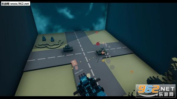 像素战机(Xion)游戏乐高像素VR游戏[预约]截图5