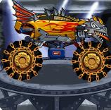 疯狂卡车:爬坡赛联机版