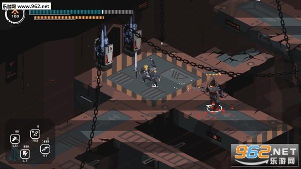 不朽星球黑魂风像素RPG游戏截图3