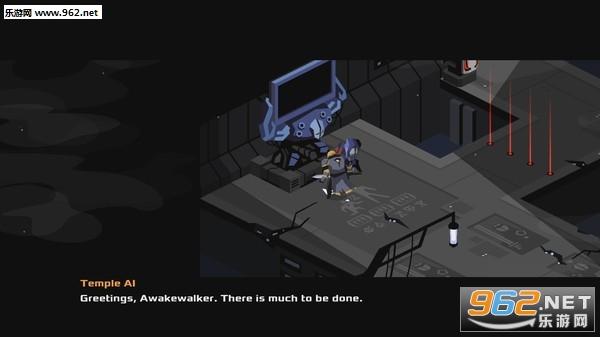 不朽星球黑魂风像素RPG游戏截图4