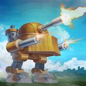 蒸汽朋克辛迪加2:塔防游戏中文破解版