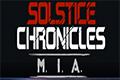至日编年史:MIA虚幻4打造的2D平台RPG