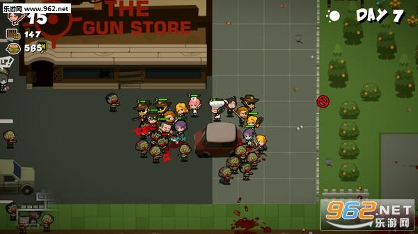 跑!僵尸的食物们(Run!ZombieFoods!)中文版截图0