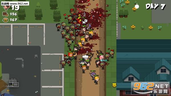 跑!僵尸的食物们(Run!ZombieFoods!)中文版截图1