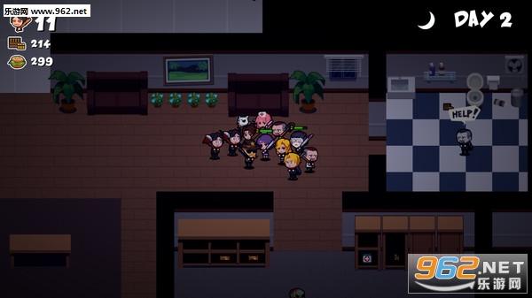 跑!僵尸的食物们(Run!ZombieFoods!)中文版截图2