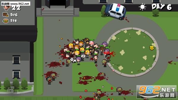 跑!僵尸的食物们(Run!ZombieFoods!)中文版截图5