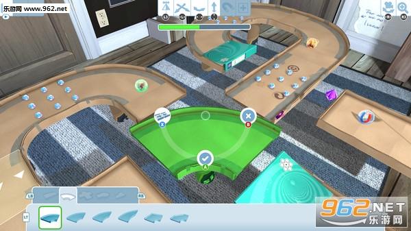 无限迷你高尔夫(Infinite Mini Golf)高品质卡通画风golf游戏截图1