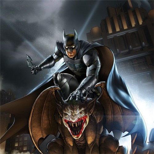 蝙蝠侠:内敌官方版