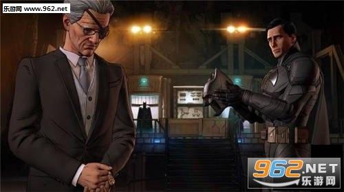 蝙蝠侠:内敌官方版v0.10_截图1