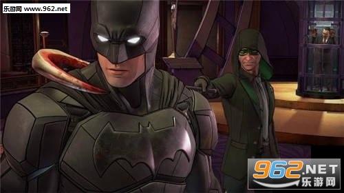 蝙蝠侠:内敌官方版v0.10_截图2