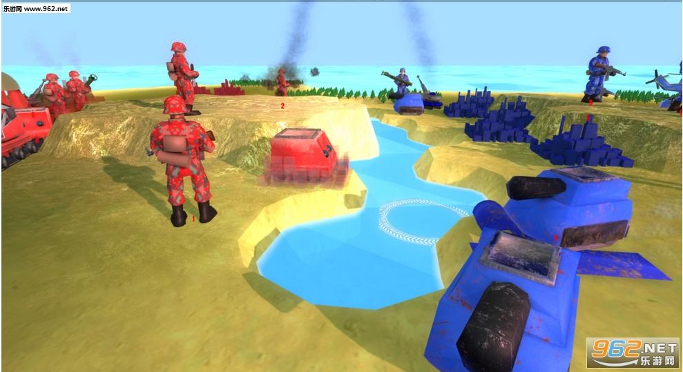 战争起源:毁灭之战类全面战争模拟器截图5