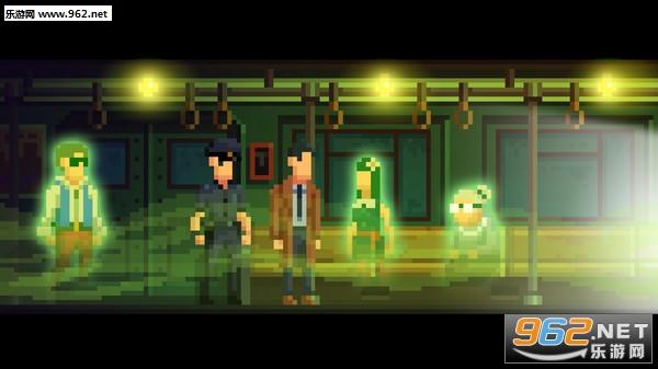 黑暗侦探像素复古解谜游戏截图3