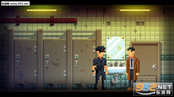 黑暗侦探像素复古解谜游戏截图4