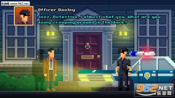黑暗侦探像素复古解谜游戏截图5
