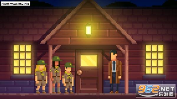 黑暗侦探像素复古解谜游戏截图6