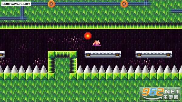 Necrosphere类超级玛丽像素闯关游戏截图5