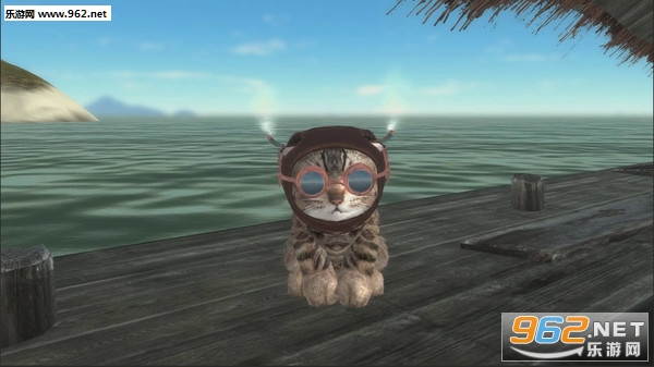 萌猫大冒险可爱的角色游戏截图3