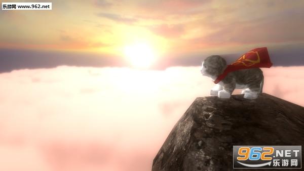 萌猫大冒险可爱的角色游戏截图4