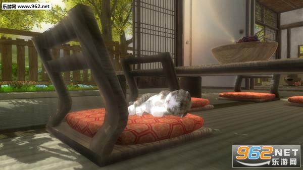 萌猫大冒险可爱的角色游戏截图0
