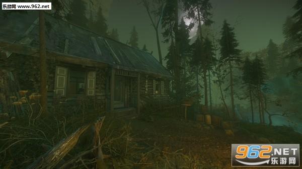 诅咒丛林(The Cursed Forest)重制版截图1