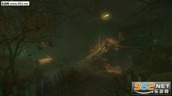 诅咒丛林(The Cursed Forest)重制版截图2