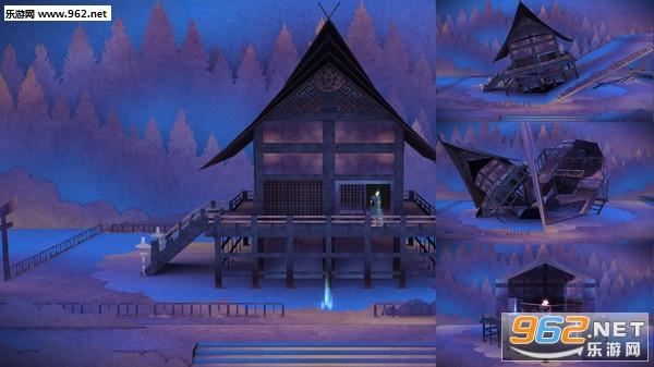 天神(Tengami)游戏中文版截图1
