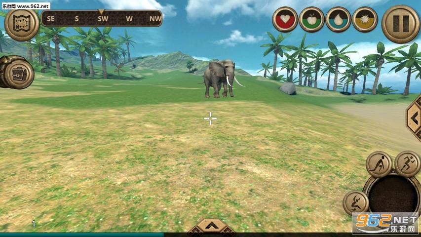 荒岛求生游戏手机版v1.13_截图