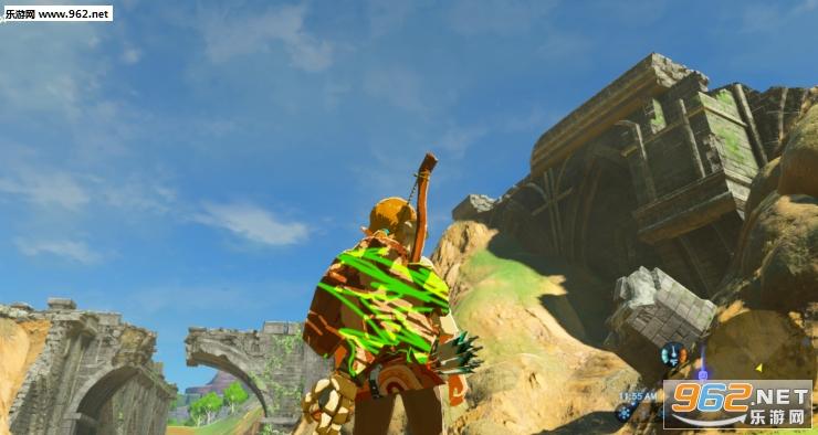 《塞尔达传说:荒野之息》PC模拟板可修改贴图