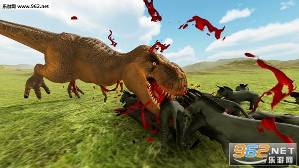 野兽战斗模拟器是一种基于物理学的战斗模拟沙盒游戏,具有恐龙和动物。 神风斑马VS 带激光枪的T-Rex,带机枪的狮子VS. 一群50只海鸥; 一切皆有可能! 看着野兽分裂,撕开彼此分开的血腥细节! 游戏元素 野兽足球 BBS包括一个足球游戏模式,您可以在其中将野兽相互对抗,进行暴力的足球比赛。谁玩更好的足球:腕龙或北极熊?设置比赛,找出自己! 武器附件 通过将武器附加到机器枪,火焰喷射器和炸弹背心来定制你的野兽。 挑战模式 在挑战模式下,您必须构建一个野兽队伍来完成每个级别的给定任务。该游戏目前具有30个