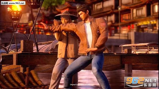 《莎木3》最新情报曝光 游戏将增加30%新内容