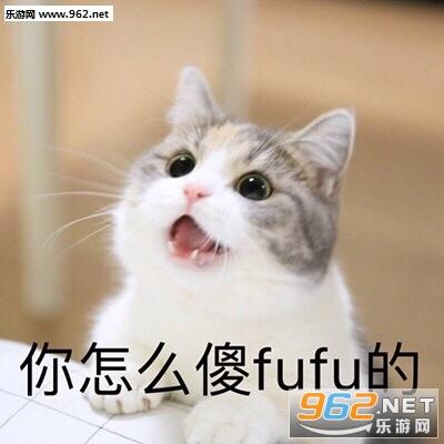 表情包介绍: 泥怎么撒fufu的表情包是一组非常可爱的猫咪表情包