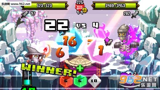 骰子魔法师2iOS苹果版(Dice Mage 2)v1.1截图2