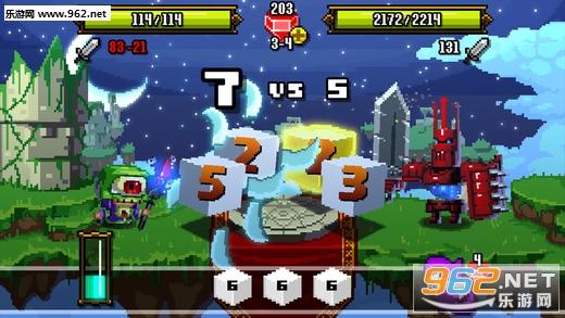 骰子魔法师2iOS苹果版(Dice Mage 2)v1.1截图4