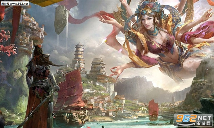 古剑奇谭3上海烛龙最新仙侠游戏[预约]截图2