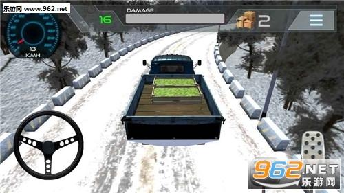 卡车模拟驾驶安卓中文破解版v1.1_截图2