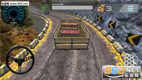 卡车模拟驾驶安卓中文破解版v1.1_截图1