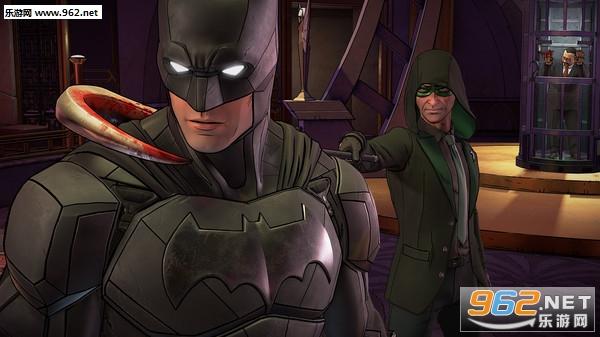 蝙蝠侠:�鹊�PC破解版截图0